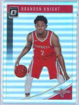 Brandon Knight Panini Donruss Optic Basketball 2018-19  Holo Prizm