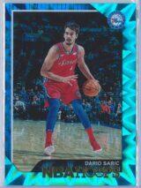 Dario Saric Panini NBA Hoops 2018-19  Teal Explosion