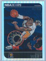 David West Panini NBA Hoops 2014 15 Silver 222399 1