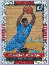 DeAndre Jordan Panini Donruss Basketball 2014-15  Swirlorama