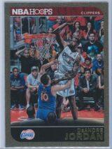 DeAndre Jordan Panini NBA Hoops 2014-15  Gold