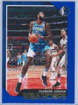 DeAndre Jordan Panini NBA Hoops 2018-19  Blue