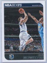 Dirk Nowitzki Panini NBA Hoops 2014-15  Red Back