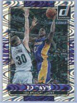 Ed Davis Panini Donruss Basketball 2014-15  Swirlorama