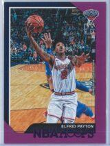 Elfrid Payton Panini NBA Hoops 2018-19  Purple