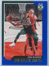Eric Bledsoe Panini NBA Hoops 2018-19  Blue
