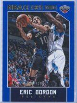Eric Gordon Panini NBA Hoops 2015-16  Blue 397399