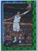 Harrison Barnes Panini NBA Hoops 2018 19 Green 3899 1