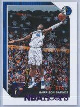 Harrison Barnes Panini NBA Hoops 2018-19  Purple Winter