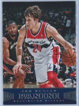 Jan Vesely Panini Basketball 2013-14