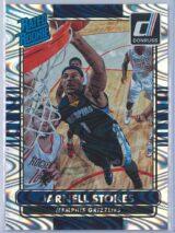 Jarnell Stokes Panini Donruss Basketball 2014-15  Swirlorama Rated Rookie