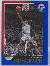 Jeff Green Panini NBA Hoops 2018-19  Blue