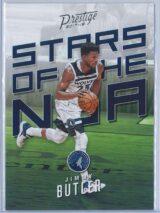 Jimmy Butler Panini Prestige 2017-18 Stars of the NBA