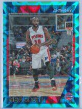 Joel Anthony Panini NBA Hoops 2016-17  Teal Explosion