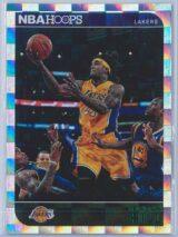 Jordan Hill Panini NBA Hoops 2014-15  Green