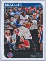 Josh Smith Panini NBA Hoops 2014-15  Red Back