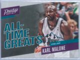 Karl Malone Panini Prestige 2017-18 All Time Greats