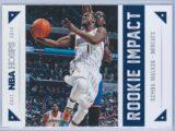 Kemba Walker Panini NBA Hoops 2012-13 Rookie Impact   RY