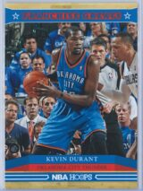 Kevin Durant Panini NBA Hoops 2012-13 Franchise Greats