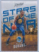 Kevin Durant Panini Prestige 2017-18 Stars of the NBA