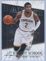 Kyrie Irving Panini Panini Basketball 2013-14 Knight School