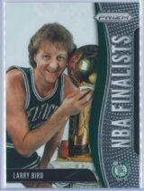 Larry Bird Panini Prizm 2019-20 NBA Finalists