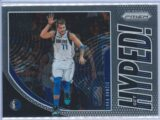 Luka Doncic Panini Prizm 2019-20 Get Hyped