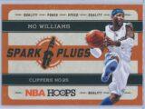 Mo Williams Panini NBA Hoops 2012-13 Spark Plugs