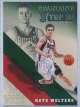 Nate Wolters Panini Panini Basketball 2013-14 Top 10   RC