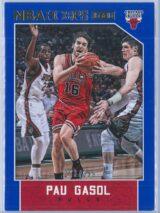 Pau Gasol Panini NBA Hoops 2015-16  Blue 293399
