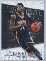 Paul George Panini Panini Basketball 2013-14 Knight School