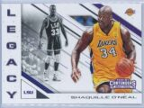 Shaquille Oneal Panini Contenders Draft Picks 2018-19 Legacy