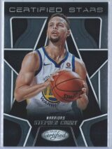 Stephen Curry Panini Certified 2018-19 Certified Stars