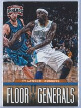 Ty Lawson Panini Threads 2012-13 Flour Generals