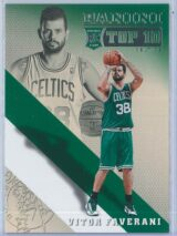 Vitor Faverani Panini Panini Basketball 2013-14 Top 10   RC