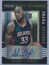 Adreian Payne Panini NBA Hoops 2014-15 Hot Signatures   RC Auto
