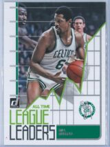 Bill Russell Panini Donruss Basketball 2020-21 All Time League Leaders