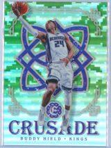 Buddy Hield Panini Excalibur Basketball 2016-17 Crusade Camo