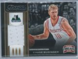 Chase Budinger Panini Threads Basketball 2012-13 Authentic Threads