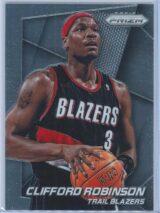 Clifford Robinson Panini Prizm Basketball 2014-15 Base
