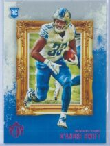 D'Andre Swift Panini Chronicles Football 2020 Gridiron Kings Pink RC