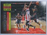 Dennis Schroder Panini NBA Hoops Basketball 2016-17 Lights Camera Action