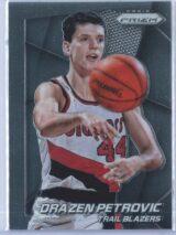 Drazen Petrovic Panini Prizm Basketball 2014-15 Base