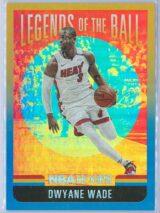 Dwyane Wade Panini NBA Hoops 2020-21 Legends Of The Ball