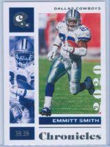 Emmitt Smith Panini Chronicles Football 2020 Base