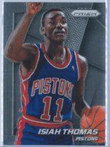 Isiah Thomas Panini Prizm Basketball 2014-15 Base