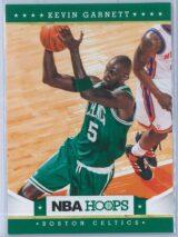 Kevin Garnett Panini NBA Hoops 2012-13 Base