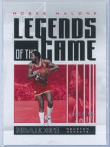 Moses Malone Panini NBA Hoops 2020 21 Legends Of The Game 066699 1