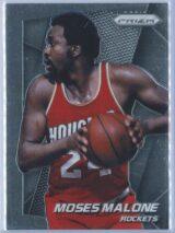 Moses Malone Panini Prizm Basketball 2014-15 Base