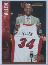 Ray Allen Panini Threads Basketball 2012-13 Base
